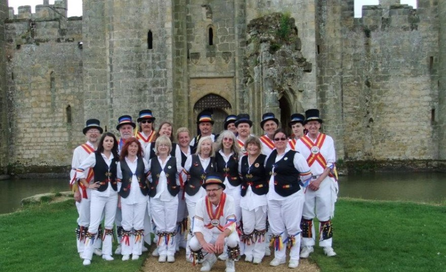 Mad Jack's Morris at Bodiam Castle